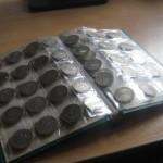 Альбом для монет своими руками