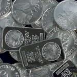 Серебрянные зарубежные монеты